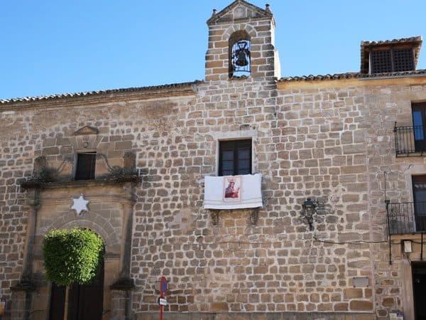 Convento SAbiote lugar que ver