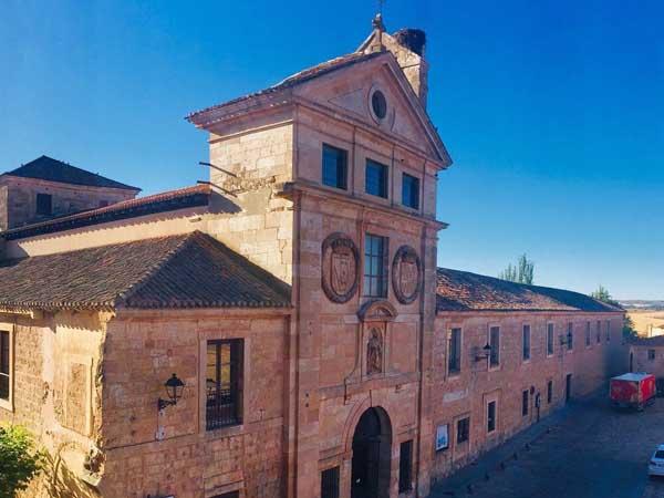 Convento San Blas lerma - Ver Lerma en un día haciendo turismo - Ilutravel.com