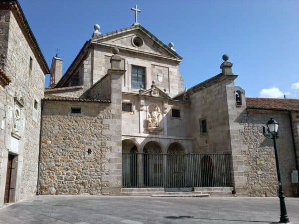 Convento de San José de Ávila - turismo 1 día en Ávila capital - Ilutravel.com