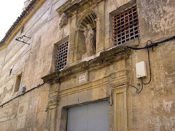 Convento de San Jose Caravaca sitio que ver en un día