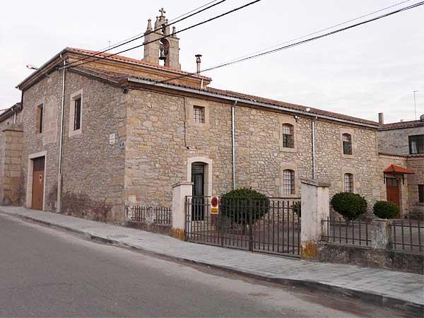 Convento de Santo Toribio de Liébana de Vitigudino - Qué ver en Vitigudino de turismo - Ilutravel.com