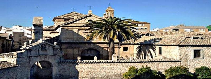 Convento de las Bernardas de Jaén Lugar que ver precioso en JAén