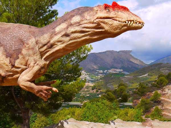Dino Park Algar - Sitios para visitar cerca de Alfaz del Pi - Ilutravel.com
