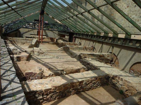 Domus del Mosaico del Oso y los Pájaros Astorga sitio que visitar