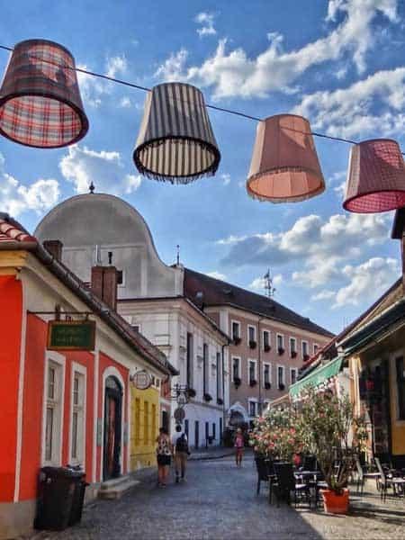Dumtsa Jeno Street Szentendre - Qué ver en Szentendre en un día - Ilutravel.com