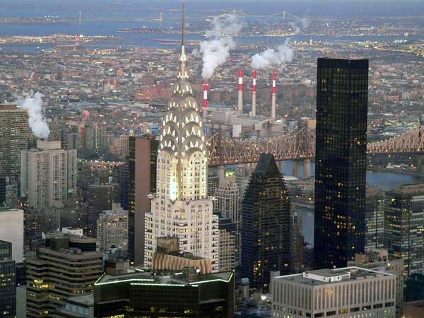 Edificio Chrysler de Nueva York - Lugares de interés para ver en Nueva York - Ilutravel.com