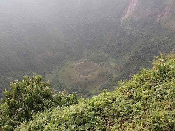 El Boqueron San Salvador - Sitios para visitar en San Salvador - Ilutravel.com