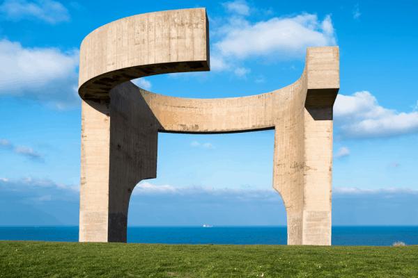 Elogio del Horizonte de Gijón lugar que ver