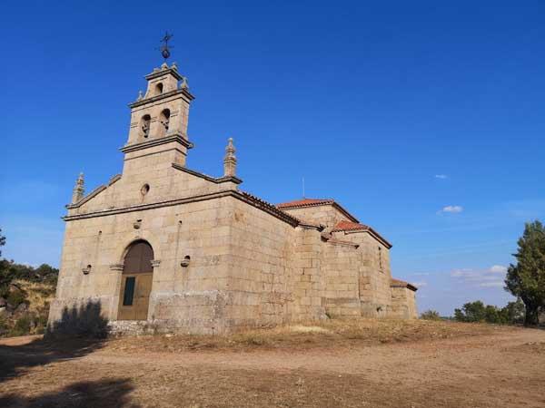 Ermita de Nuestra Señora del Castillo de las Arribes del Duero todo lo que ver - Ilutravel.com