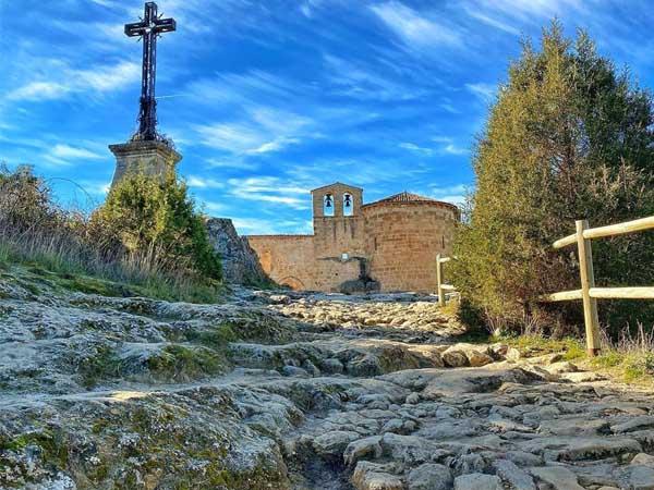 Ermita San Frutos Pedraza - Ver Pedraza de turismo en viaje - Ilutravel.com