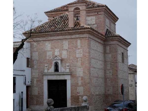 Ermita San Roque de Chinchón - Visitar Chinchón haciendo turismo - Ilutravel.com