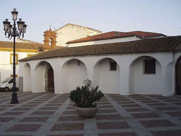 Ermita de Santa Ana de Hinojosa del Duque - Ver Hinojosa del Duque de turismo - Ilutravel.com