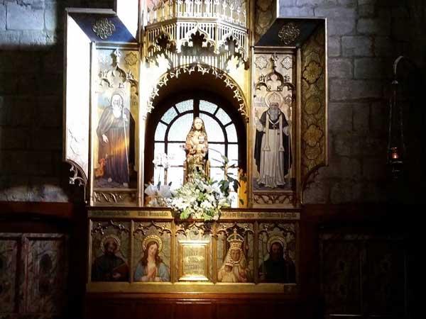 Ermita de la Virgen de la Plaza Santo Domingo de la Calzada - Ver Santo Domingo de la Calzada en un día - Ilutravel.com