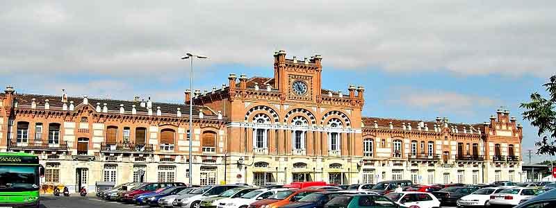 Viaja hasta la Estación de Ferrocarril de Aranjuez – Ilutravel.com -Tu guía de turismo online