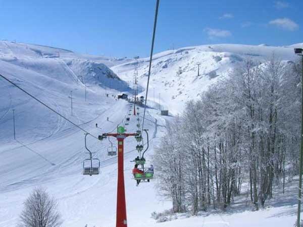 Estación de Esquí Mavrovo de Macedonia - Lugares para viajar a Macedonia - Ilutravel.com