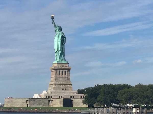 Estatua de la Libertad todo lo que ver en Nueva York - Ilutravel.com