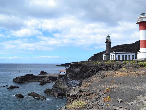 Faro de Fuencaliente de La Palma - Lugares de interés que ver en Isla Palma - Ilutravel.com