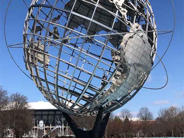 Flushing Meadows de Queens - Sitios de interés turístico en el distrito de Queens - Ilutravel.com