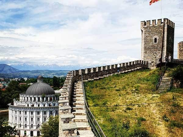 Fortaleza-Skopje