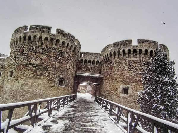 Fortaleza Kalemegdan de Belgrado - Sitios para ver en Belgrado de turismo para 2 días - Ilutravel.com