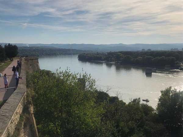 Fortaleza Petrovadarin Novi Sad - Sitios de interés turístico de Serbia - Ilutravel.com