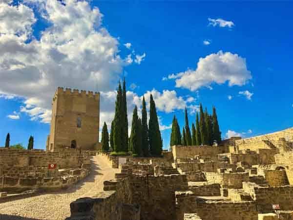 Fortaleza de la Mota Alcala la Real - Visitar Alcalá la Real de viaje - Ilutravel.com