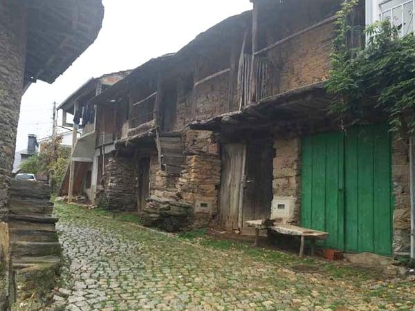 Calles de Rihonor de Castilla en Zamora - Ilutravel.com