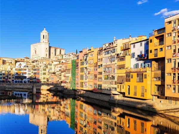 Foto Girona - Donde ir en 3 días de vacaciones o puente - Ilutravel.com