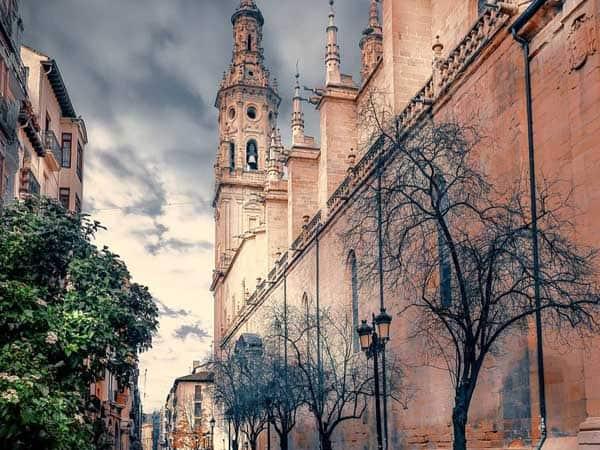 Foto de las calles de Logrono -Sitios turísticos para visitar en Logroño - Ilutravel.com