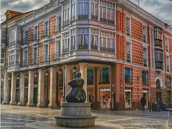 Calles del centro de Palencia, sitios curiosos y originales para viajar - Ilutravel.com