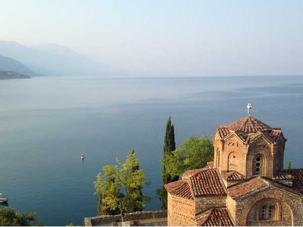 Foto Superior Ohrid - Lugares de interés que ver en Ohrid - Ilutravel.com