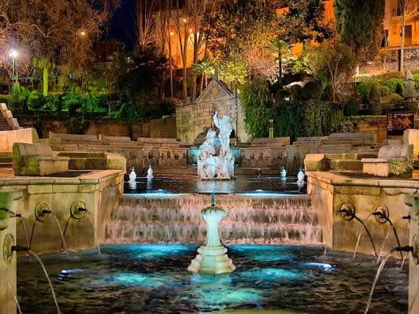 Fuente del Rey de Priego - Visitar Priego de turismo en un día - Ilutravel.com