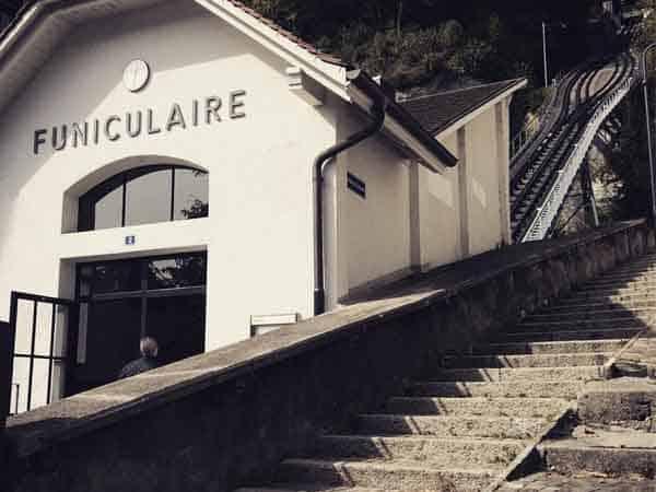 Funicular de Friburgo - Visitar Friburgo haciendo turismo - Ilutravel.com