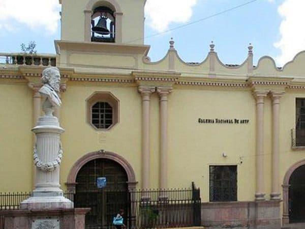 Galeria Nacional del Arte de Tegus - Ilutravel.com