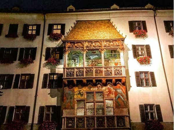Golden Roof Innsbruck - Qué visitar en Innsbruck de turismo - Ilutravel.com