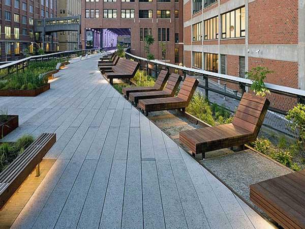 High Line de Nueva York - Viajar a Nueva York durante 6 días - Ilutravel.com