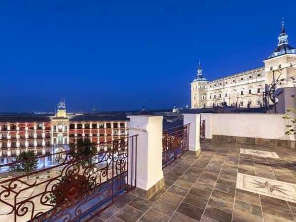 Hotel Boutique Adolfo Toledo mejor alojamiento para parejas
