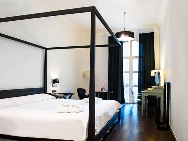 Hotel Catedral de Almería de donde alojarse