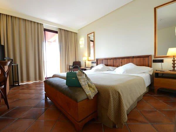 Hotel Cigarral el Bosque Toledo donde dormir