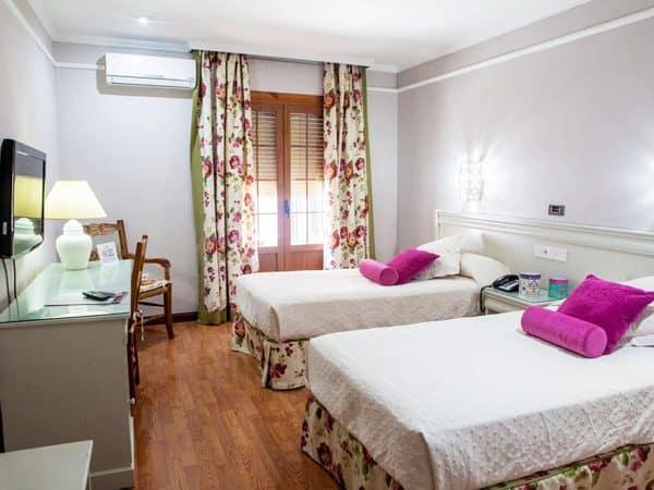 Hotel Doña Blanca de Jerez de la Frontera -