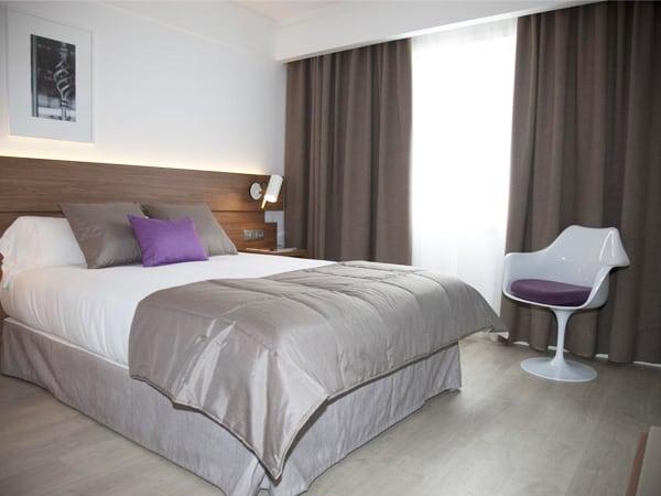Hotel Gelmirez Santiago hotel perfecto para personas de movilidad reducida