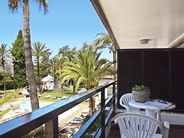 Hotel Jerez & Spa alojamientos baratos