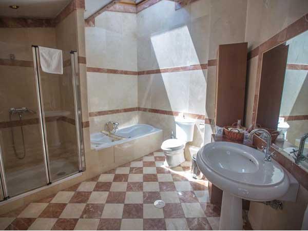 Hotel Palacio Hemingway Ronda - sitios donde dormir en ronda - Ilutravel.com
