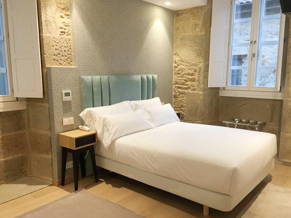 Hotel Praza Quintana Santiago mejor lugar donde dormir en la ciudad