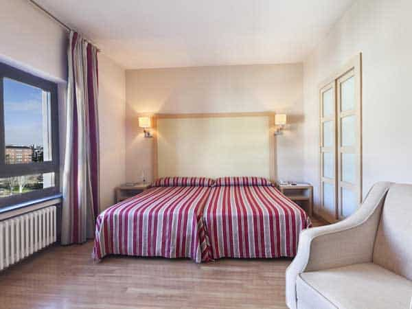Hotel Riosol Leon - Dónde alojarse en León - Ilutravel.com
