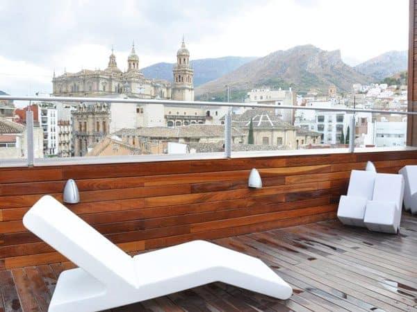 Hotel Xauen de Jaén donde dormir