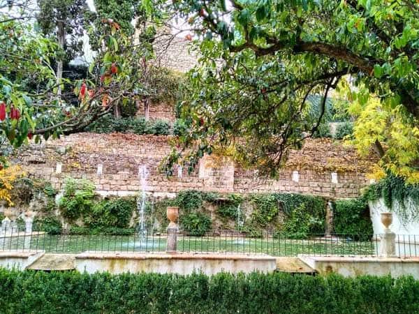 Huerto de las Infantas Priego - Un día de turismo por PRiego de Córdoba - Ilutravel.com