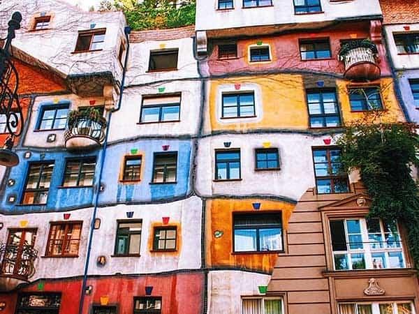 Hundertwasserhaus Viena - Turismo por Viena 2 días - Ilutravel.com