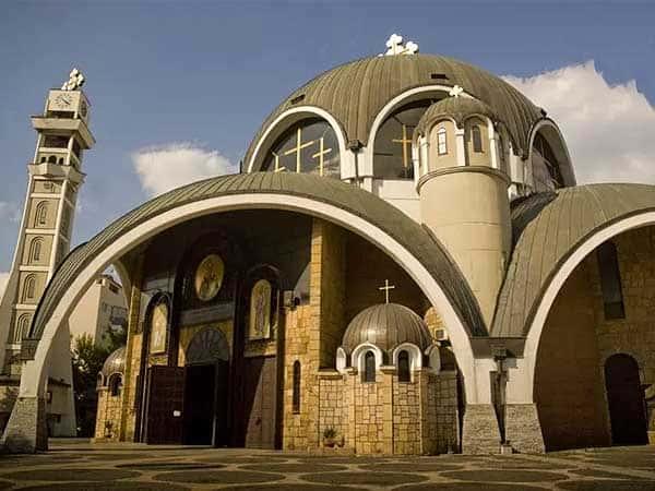 Iglesia San Clemente Ohrid Skopje - Visitar Skopje en un día de turismo - Ilutravel.com