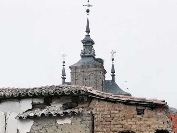 Igesia San Pedro Tordesillas - Sitios para ver en Tordesillas - Ilutravel.com